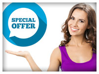 New Patient Special Offers